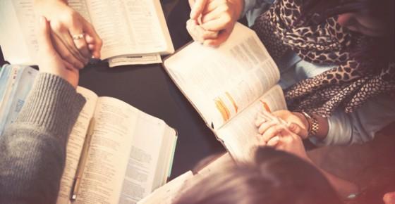 Journée de jeune et prière de l'association le 13